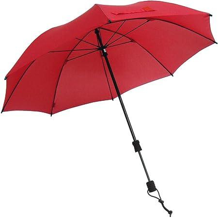 Walimex Pro Swing Handsfree Regenschirm Marine Kamera