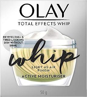 Olay (オレイ) トータルエフェクトホイップフェイスモイスチャライザー50G