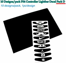 ps4 light bar decal size