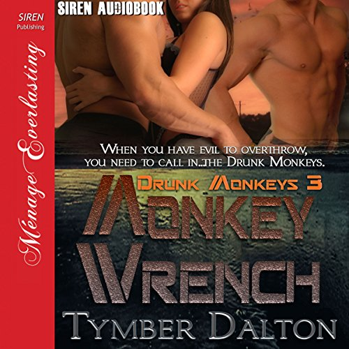Monkey Wrench audiobook cover art