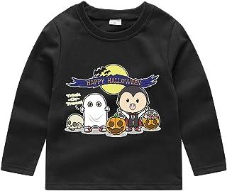 K-Youth para 1 a 5 años Ropa Bebe Niño Invierno Otoño Disfraz de Halloween Camiseta Manga Larga Bebe Blusa de Niños Ropa p...