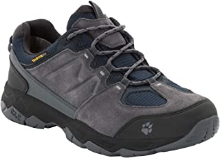 Jack Wolfskin Men's MTN Attack 6 Texapore Low Men's Waterproof Hiking Shoe Shoe