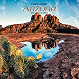 Arizona Wild & Scenic 2020 12 x 12 Inch Monthly Square Wall Calendar, USA United States of America Southwest State Nature