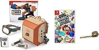 Nintendo Labo (ニンテンドー ラボ) Toy-Con 02: Robot Kit - Switch + スーパー マリオパーティ - Switch (【Amazon.co.jp限定】オリジナルマスキングテープ 同梱) セット