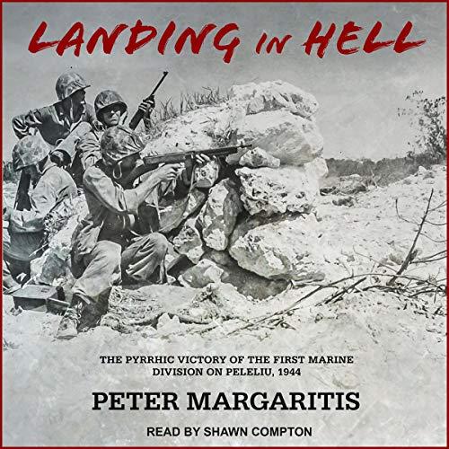 Landing in Hell cover art