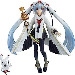 Max Factory Snow Miku (Crane Priestess Version) Figma Action Figure