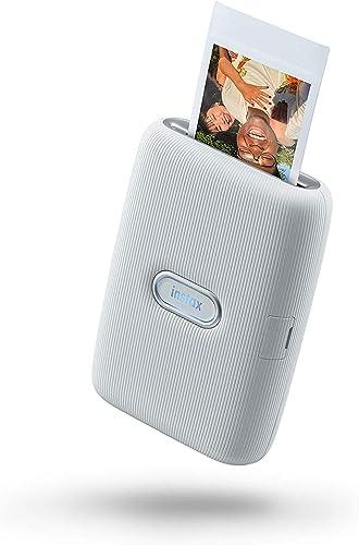 high quality Fujifilm Instax Mini online Link Smartphone Printer online sale - Ash White online sale