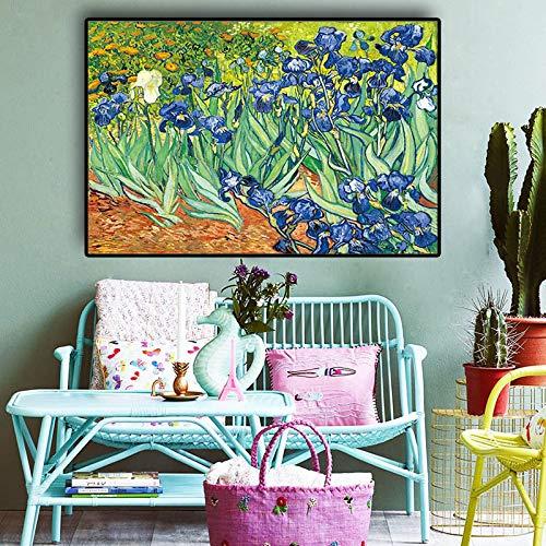 Wandkunstdruck Vince Van Gogh Garten...