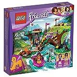 LEGO-Friends Rafting al Campo Avventure, Colore Non specificato, 41121