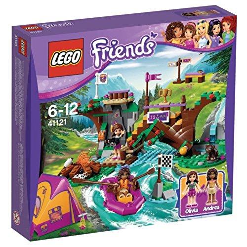 LEGO Friends 41121 - Abenteuercamp Rafting [Spielzeug]