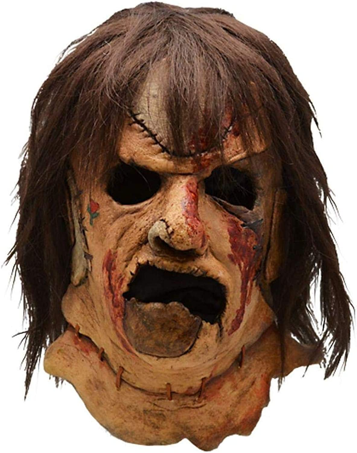 Trick or Treat Texas Chainsaw Massacre 3 Leatherface Mask Standard