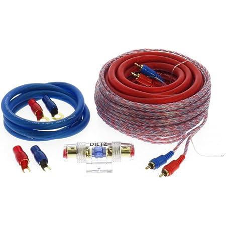 Dietz 20120 Kabelsatz Auf Basis 20 Mm Elektronik