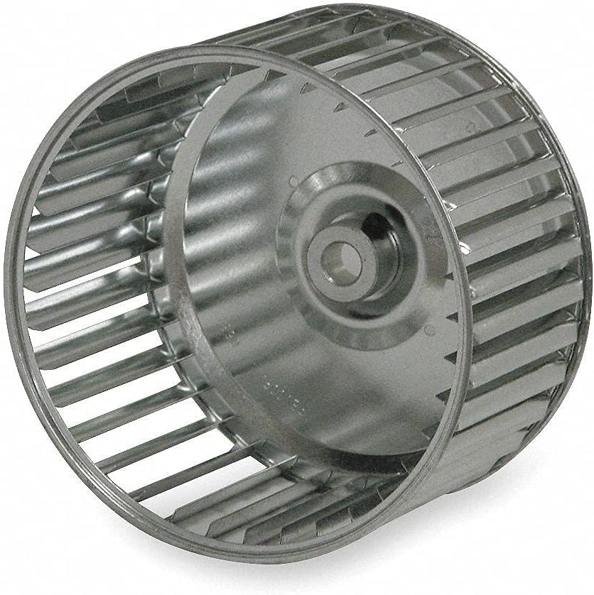 Revcor Blower Wheel Max 69% OFF 5 1 16 CW Max 69% OFF Closed End in In. Dia.