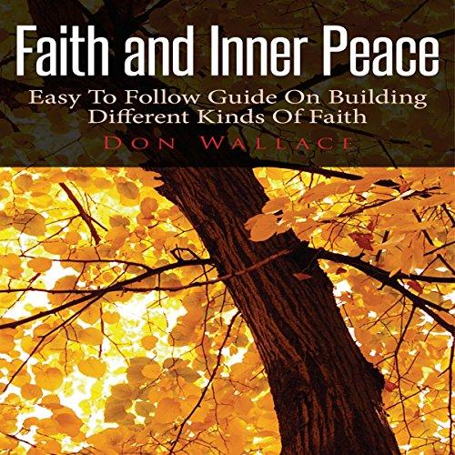 Faith and Inner Peace audiobook cover art
