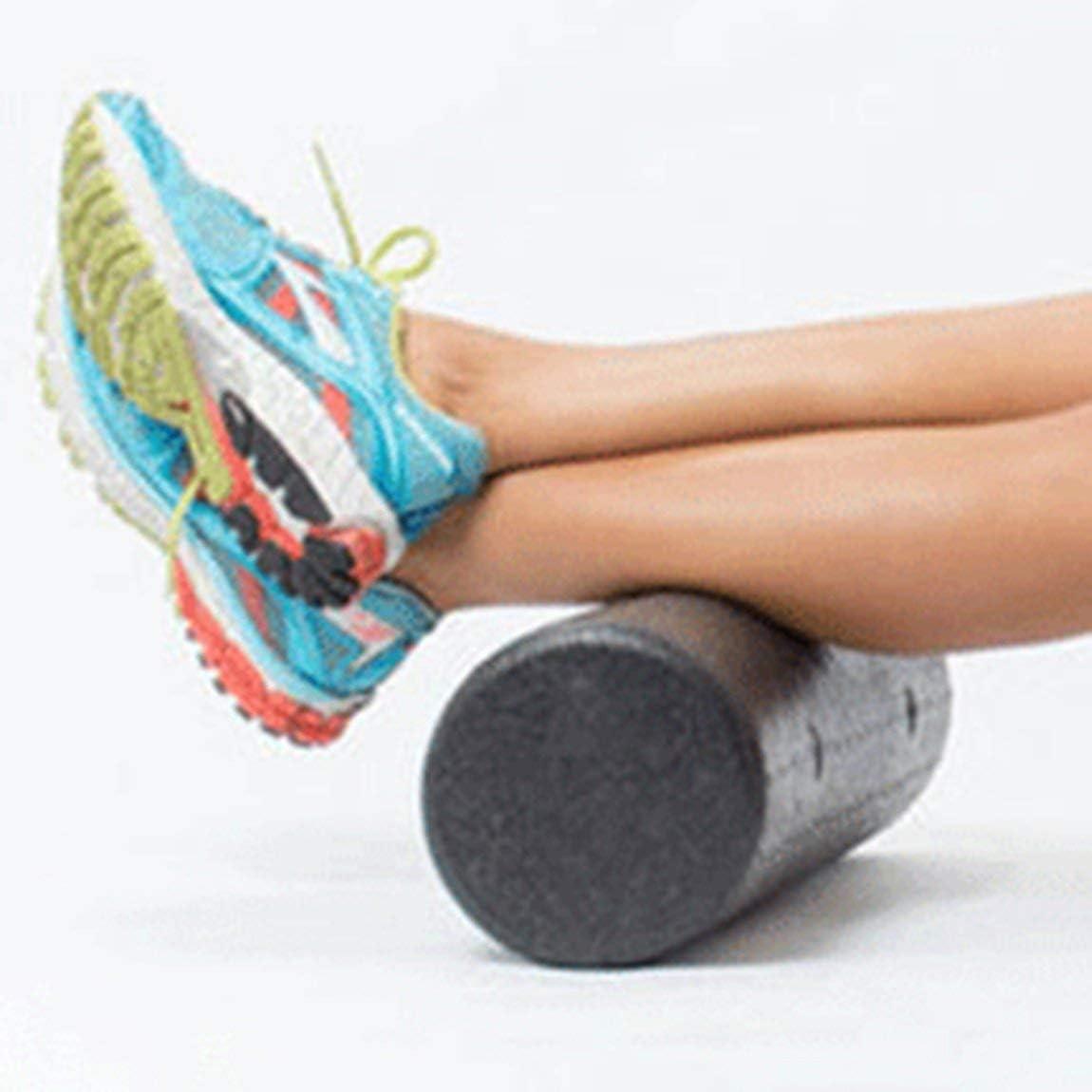 SeniorMar Meilleur Cadeau Extra Ferme Colonne de Yoga Haute densit/é EPP Rouleau en Mousse Muscle Dos Douleur d/éclencheur Yoga Massage lib/ération myofasciale