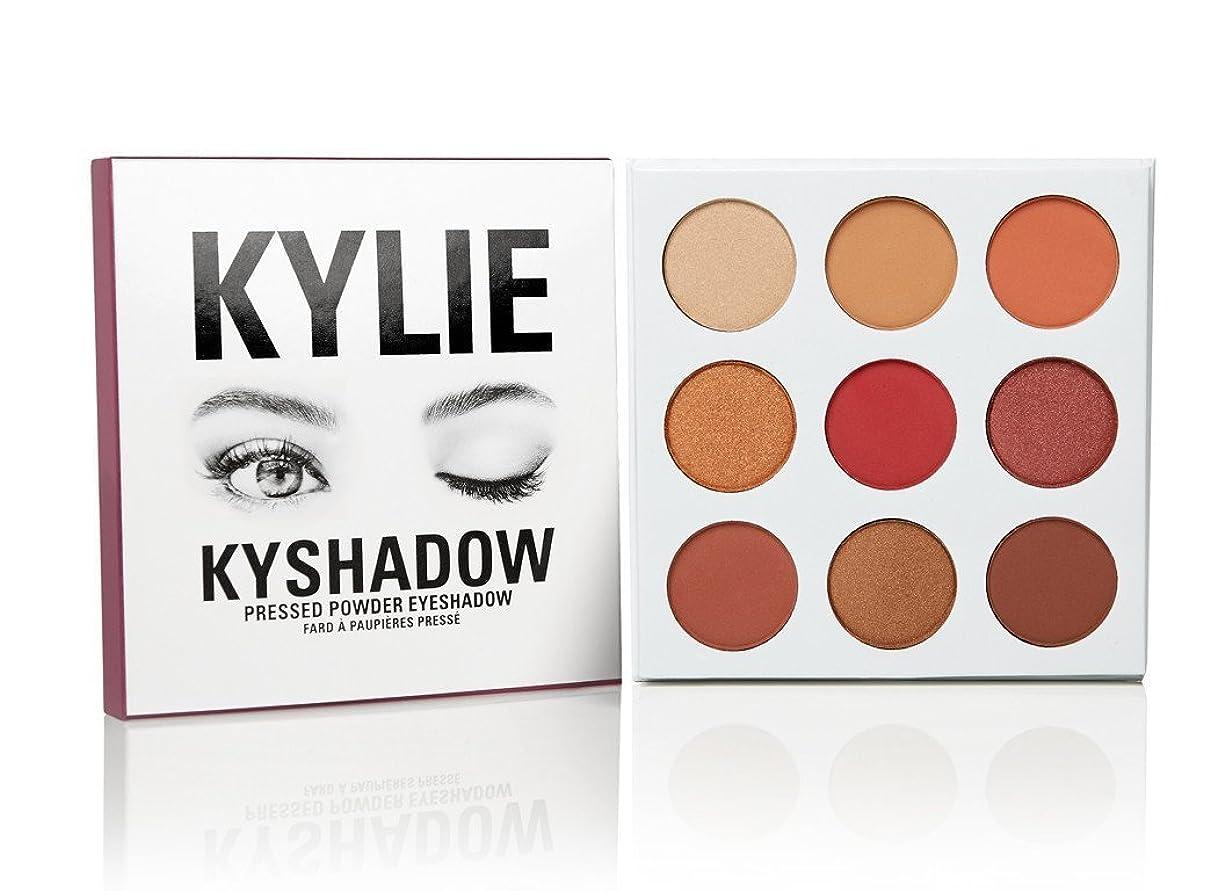 落ち着く信頼性のあるあなたのものKylie Cosmetics(カイリーコスメティック)The Burgundy Palette KYSHADOW 新作 9色アイシャドウパレット