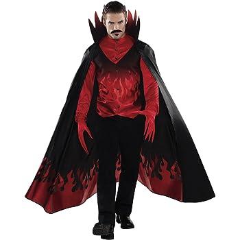 Christys Disfraz de Diablo Diablo para Adultos (Talla Plus ...