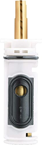 Moen 1222 One-Handle Posi-Temp Faucet Cartridge Replacement for Moen Tub Shower and Shower Only Configurations, Brass...