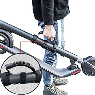 ASTVSHOP Portable Hand Carrying Handle Straps Belt Webbing Hook Loop Strap Accessories for Xiaomi M365 Mi/Ninebot Electric Scooter Goods ES1/ES2/ES3/ES4 Carry Bandage Skateboard