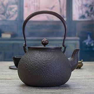 Bouilloire en fer de style japonais Bouilloire en fonte non revêtue-C