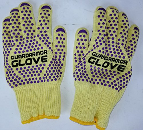 Industrial Heat-Resistant, Cut-Resistant, Waterproof Gloves