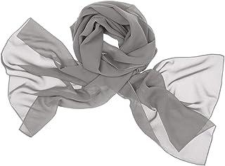 bridesmay Chiffon Elegant Stola Schal für Kleider in verschiedenen Farben