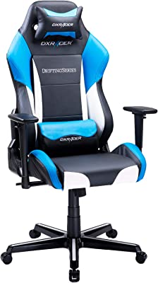 Amazon.com: GTXMEN Ergonomic Gaming Chair Comic Style Racing Office ...