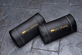 M'z SPEED ネックパッド (ブラック) 2個1セット