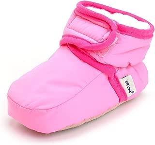 Infant Snow Boots Premium Soft Sole Anti-Slip Warm Winter Prewalker Toddler Boots