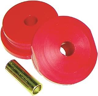 Prothane 13-501 Red Right Upper Transmission Mount Insert Kit