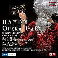 ハイドン:オペラ・ガラ[2CDs]