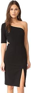 Jill Jill Stuart Women's One Shoulder Dress with Side Cut Out
