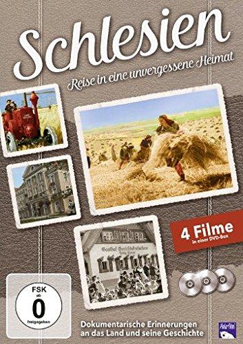 Schlesien - Reise in eine unvergessene Heimat [3 DVDs]