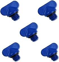 Mercruiser OEM Manifold Engine Block Drain Plug Kit - Pack of 5 - 22-806608A02
