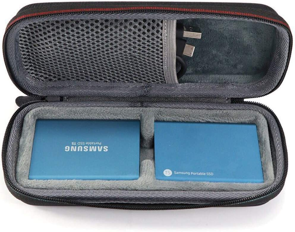 Case for Samsung T5 T3 T1 Ranking integrated 1st place Portable 1TB USB 250GB 3 2TB Gifts SSD 500GB