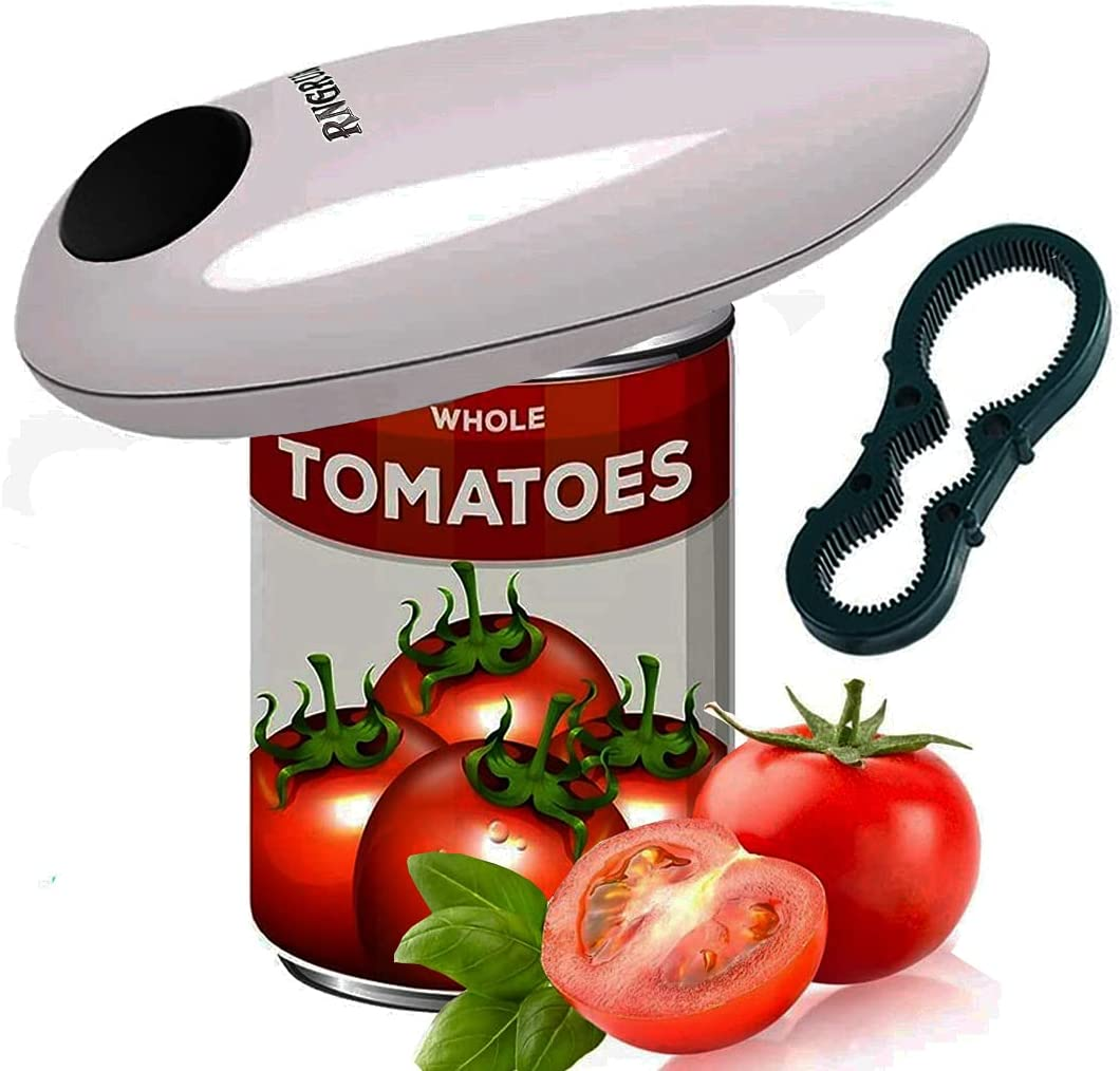 RNGRUN Electric Can Opener Smooth Gadget Edge Kitchen for Women Max 87% OFF OFFicial