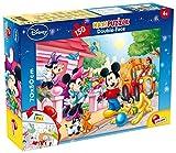 Lisciani Giochi Disney Puzzle Supermaxi 150, Mickey Mouse