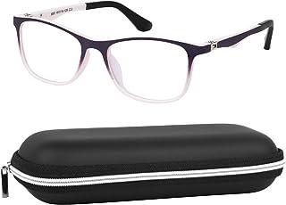 Blue Light Glasses for Kids Anti Eyestrain for Boys Girls Video Gaming Eyeglasses Kids Blue Light Blocking Glasses