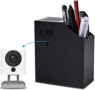 Wyze Cam Hidden Mount Case,Perfectly Conceal Your Wyze Cam,Multifunctional Indoor Pencil Holder Mount Holder Bracket for W...