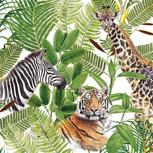 Ambiente SERVILLETAS 33X33 20 UD Safari