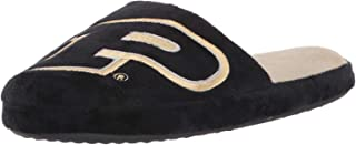 FOCO NCAA mens NCAA 2011 Big Logo Men Slipper TPR Sole