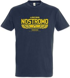 Urban Backwoods USCSS Nostromo IV Camiseta De Hombre T-Shirt