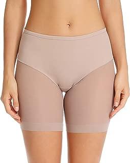 WOWENY Underskirt Shorts Women Slip Shorts for Under Dresses Mesh Briefs Anti Chafing Boyshorts Mesh Hipster Panties