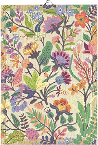 Ekelund Weavers - Colourful -Towel 35 x 50 cm - Organic Cotton