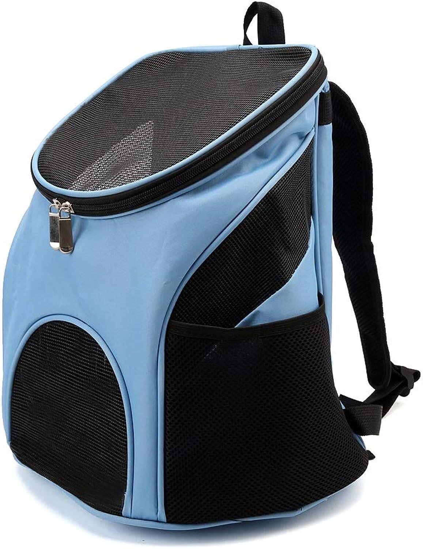 Folding Pet Bag Pet Backpack Cat Bag
