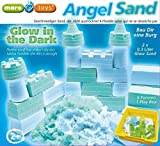 Angel Sand - Kinetischer Spielsand - Castle Glow in the
