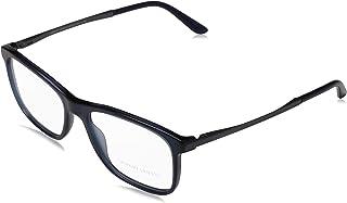 Ray-Ban Men's 0AR7087 Optical Frames, Blue (Transparente Blue), 54