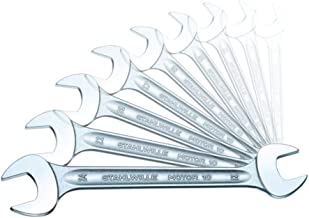 STAHLWILLE QuickRelease stw44030/1//2/Antrieb 30/mm CROW Ringschl/üssel/ /Silber