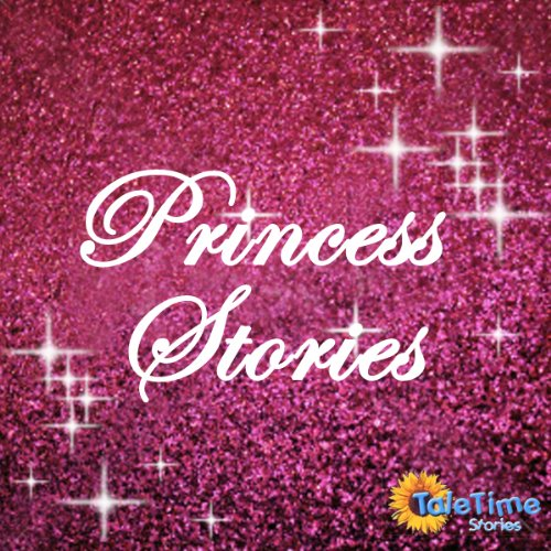 Princess Stories audiobook cover art