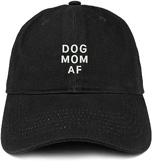 dog mom af hat